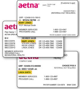 aetna insurance card